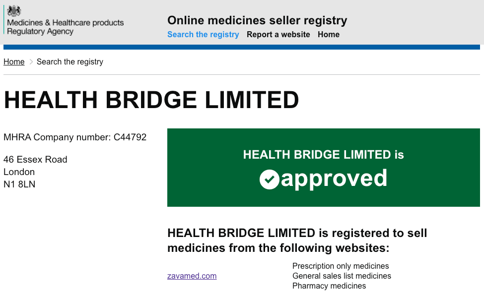 Medilico licence