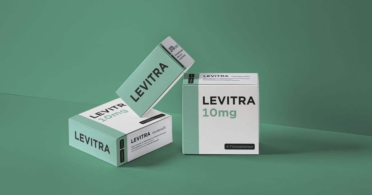 Prix de Levitra